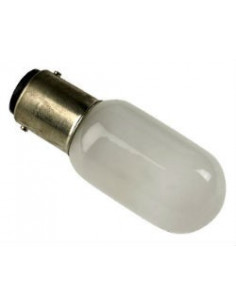 Symaskinslampa 22x57 15w B15