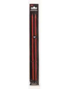 Jumperstickor röd 5,5mm