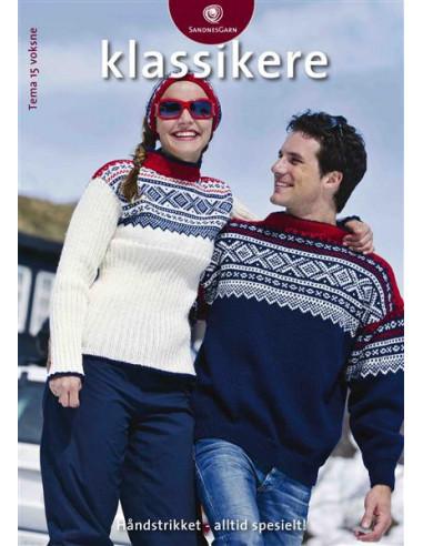 Tema 15 Klassiker vuxna norsk text