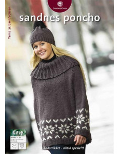 Tema 25 Poncho norsk text