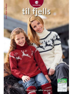 mönsterhäfte 1011 Norsk text