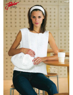 Stickbeskrivning 4-05 Soft Cotton