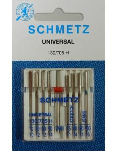 Symaskinsnål COMBI BOX Size 8+1 Schmetz