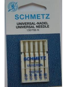 Symaskinsnål Universal 7090 sorterat 5 pak SCHMETZ