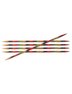 Knitpro Strumpstickor 15cm 5mm