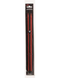 Jumperstickor röd 12mm