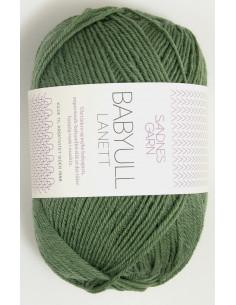 Lanett Babyull 8543 Grön
