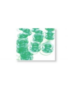 Spole gröna 10pack, plast