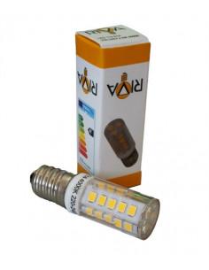 Symaskinslampa LED E 14 16 x 58 mm 4000K