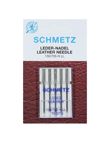 Schmetz Läder / skinn130/705H LL Size 100