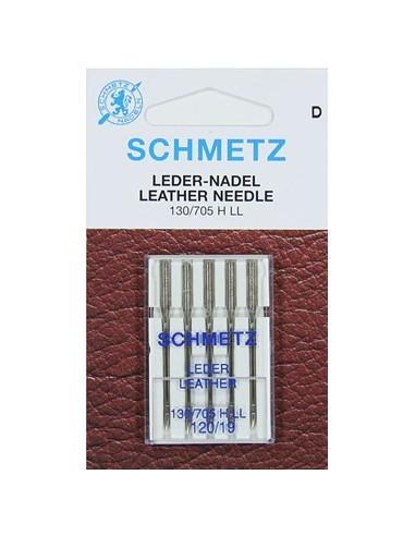 Schmetz Lädernål 130/705 H LL 120/19 5 pak
