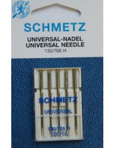 Schmetz Universal Size 100. 5 pk