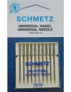 Symaskinsnål Universal Size 70 10p Schmetz
