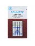 Schmetz Läder / skinn LL Size 80-100