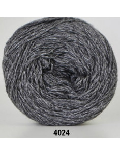 Organic 350 Wool Cotton M. grå 4024