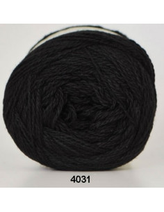 Organic 350 Wool Cotton Svart 4031