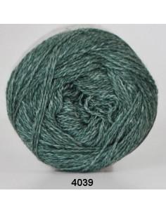 Organic 350 Wool Cotton Petrol 4039