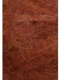 Borstad Alpakka Rost 3355