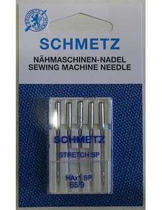 Schmetz Nål HAx1 SP, 15x1 65/9 5-pack