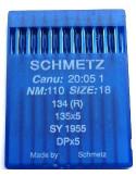 Schmetz 134 R134 R Size 100