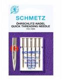 Schmetz Snabbpåträdningsnål 705HDK Size 80