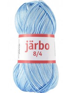 Järbo 8/4 50g 91 Himmelsblå ombré