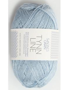 Tynn Line 5930 Ljusblå