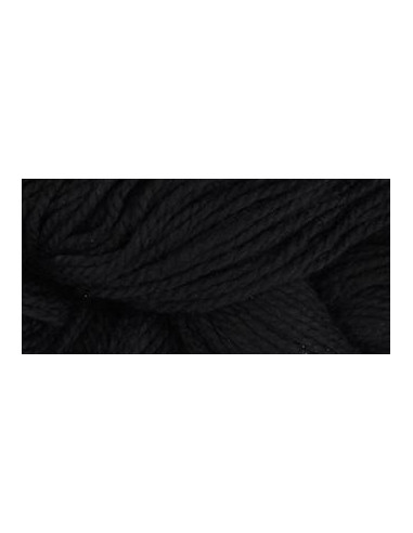 Ljusvekegarn svart