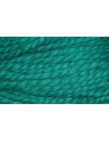 Ljusvekegarn grön, härva 100 g