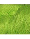 Ljusvekegarn lime, Härva 100 g