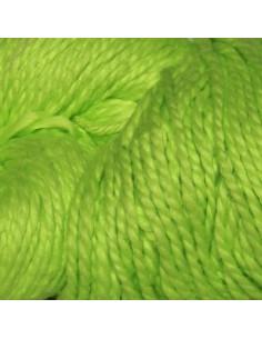 Ljusvekegarn lime