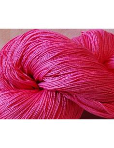 Fino 50g 5316 12/3 Mörk cerise rosa