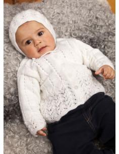 Stickbeskrivning 1301 Baby