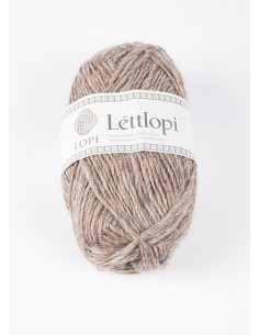 Lettlopi 50g 0085 OatmealHeather