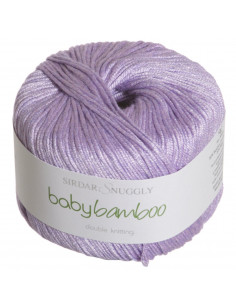 Snuggly Baby Bamboo Lila 110