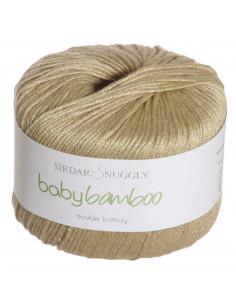 Snuggly Baby Bamboo Guldbeige 97
