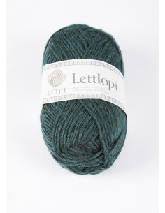 Lettlopi 50g 11405 Bottle Green Heather
