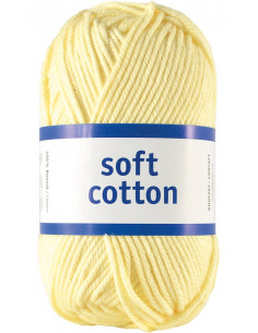 Soft Cotton 14 Gul pastell