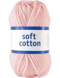 Soft Cotton 87 Rosa pastell