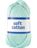 Soft Cotton 85 Turkospastell