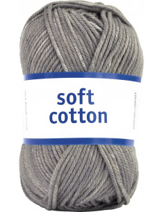 Soft Cotton 89 Rökgrå