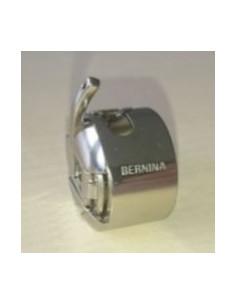 Bernina Spolkapsel Ny med etsad Bernina logo