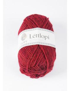 Lettlopi 50g 1409 Garnet Red Heather