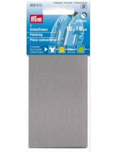 Laglapp Självhäftande Reflekterande 10x18 cm Silver