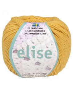 Elise 50g 221 Senapsgul