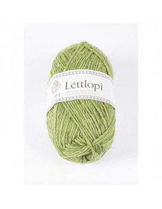 Lettlopi 50g 1406 Spring green heather