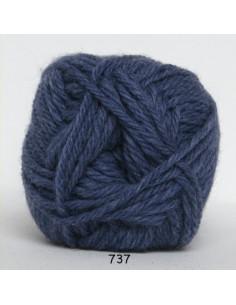 Ragg 50g 737 Jeansblå