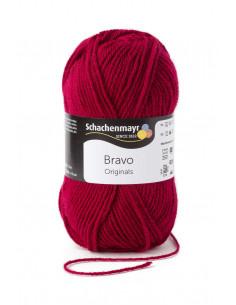 Bravo 8222 Vinröd