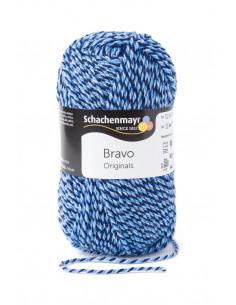 Bravo 8182 Blå slingad