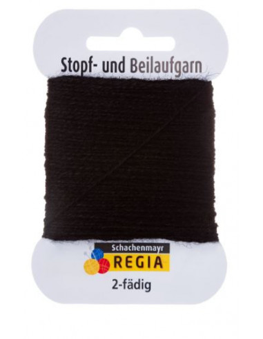 Stoppgarn Regia 2066 Svart